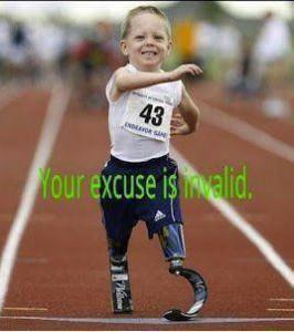 Tu excusa está invalidada