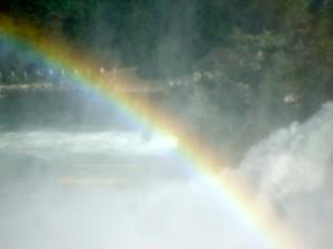 Los bellos arco iris de nuestro poder