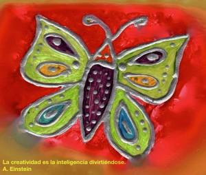 La creatividad es la inteligencia divirtiéndose