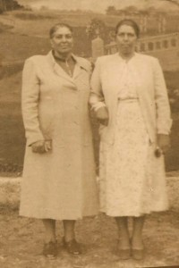 Mis maravillosas antepasadas