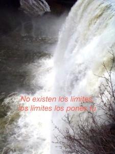 No existen los límites, los límites los pones tú