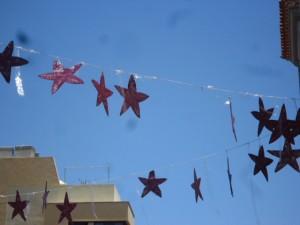 Tenemos un cielo lleno de estrellas brillantes siempre
