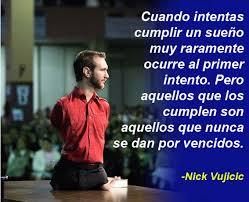 Nick Vujicic Frases