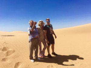 El Sahara un lugar de encuentro